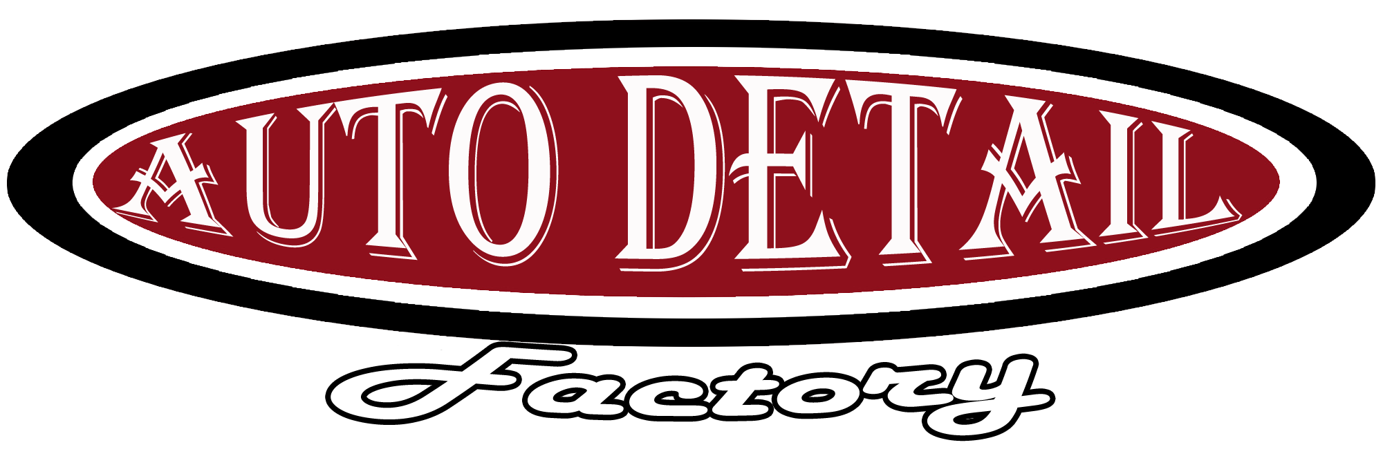 Auto Detail Factory Logo