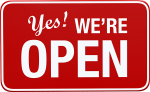 Yes! We're Open - Auto Detail Factory